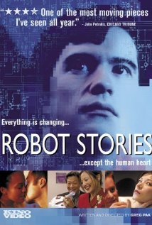 Robot Stories poster