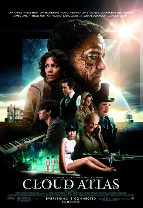 Cloud Atlas promo poster