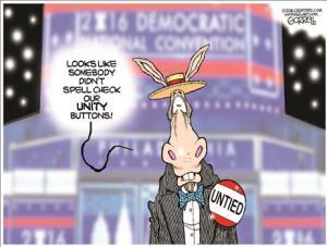 Democrats united