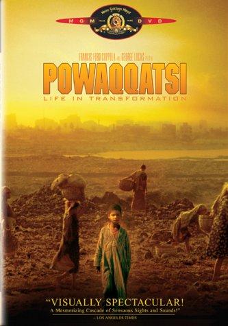 Powaqqatsi desolate scene of people in nature