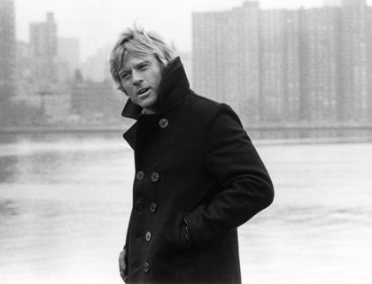 Robert Redford in Three Days of the Condor