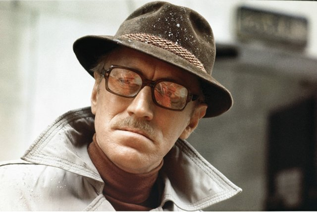 Max von Sydow in Three Days of the Condor