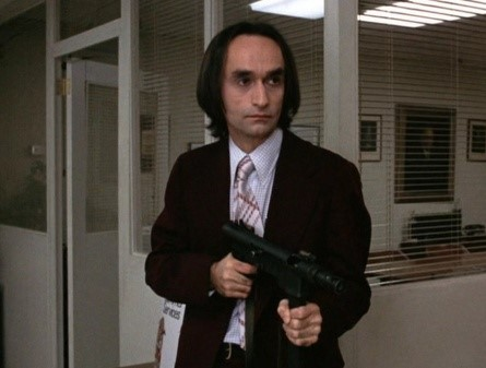 John Cazale in Dog Day Afternoon